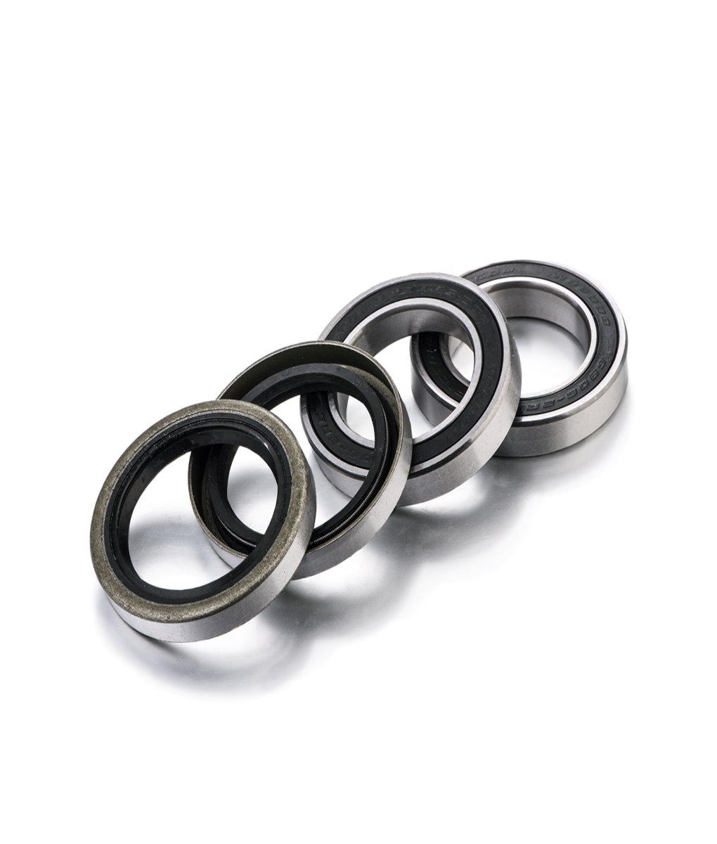 kit roulement de roue avant ktm 125 200 250 300 450 fwk t 022 ebay. Black Bedroom Furniture Sets. Home Design Ideas